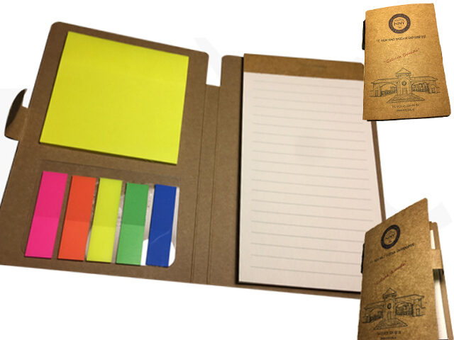 Pocket Memo Pad with Post-it - PST 1015