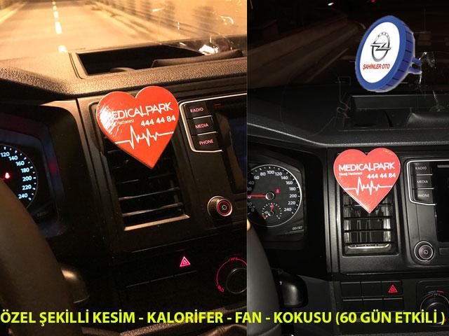 fan auto car air fresheners OTKS-850